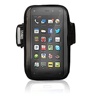 High Grade Water Resistant Exercise Sports Gym Armband for Apple iPhone 5se Mobile Phone (use with or without case)
