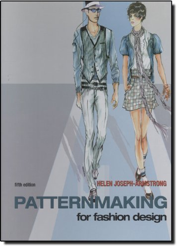 Ebook Patternmaking For Fashion Design 5th Edition By