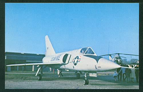 Convair F-106 Delta Dart Jet Aircraft Interceptor USAF Air Force Airplane ()