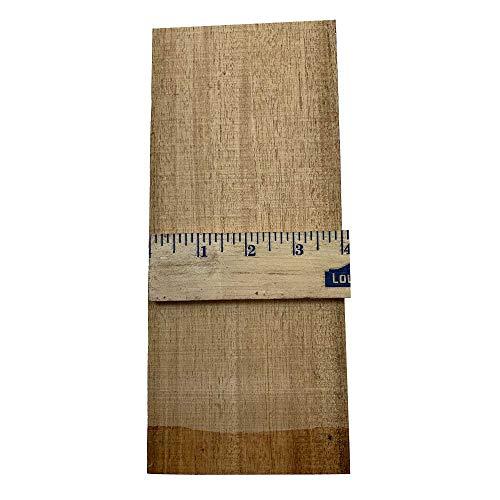 Honduran Mahogany Neck Blanks 30 x 4 x 3 inches ()