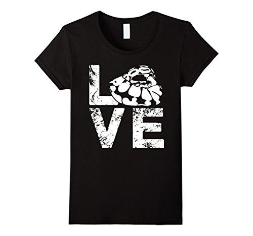 Womens Ball Python Shirt I Love Ball Python T shirt Small...