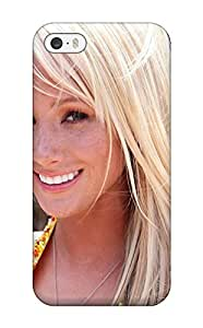 High Quality Sara Jean Underwood Smiling Case For Iphone 5/5s / Perfect Case
