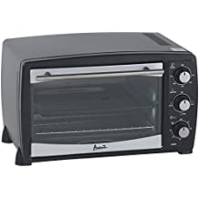 Avanti PO81BA Countertop Oven/Broiler, 0.8 cu. ft., Black