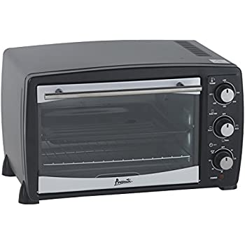 Amazon Com Avanti Po81ba Countertop Oven Broiler 0 8 Cu