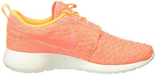 Womens Mango Roshe Sail Flyknit Orange Running One Nike Bright Laser Shoes zZqHwdznWU