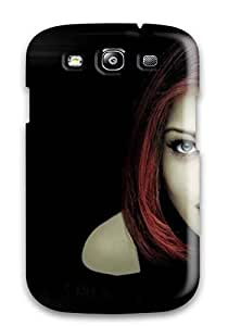 Hot Fashion NAaDkwq3522lEsfH Design Case Cover For Galaxy S3 Protective Case (eyes Celebrity)