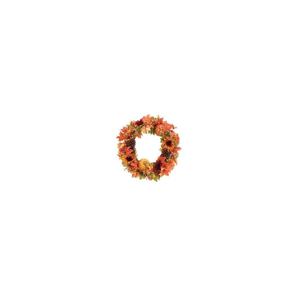 18-SunflowerPumpkins-Wreath