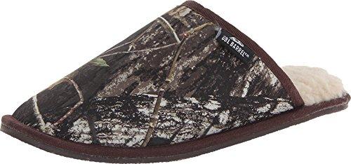 M&F Western Men's Fleece Slide Slipper Mossy Oak Camo Slipper 10 D (M) from M&F Western