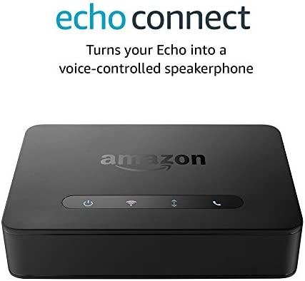 Echo Connect requires compatible Alexa enabled