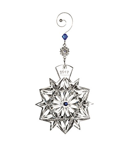 Waterford Crystal 2017 Snowflake Wishes for