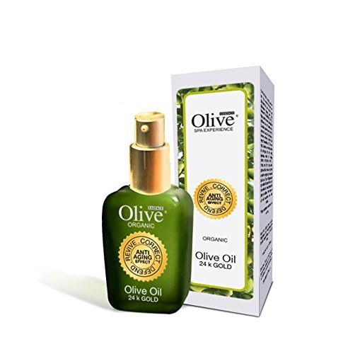 UPC 817215008604, Olive Essence Organic Olive Oil, 24k Gold, 1 oz