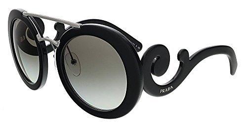 Designer Sonnenbrille bunt gemustert hoher UV Schutz prada