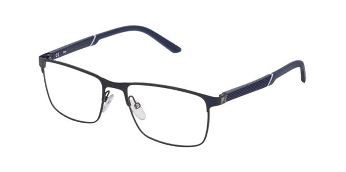 la mejor actitud cafa1 be2eb Fila VF9840 MATT BLUE (L71M) - Monturas de gafas: Amazon.es ...