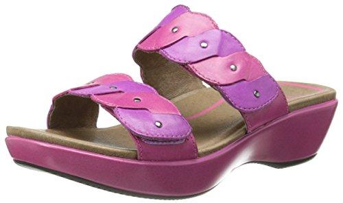 Women's  'Dee' Leather Two Strap Sandal, Size 8.5-9US / 39EU
