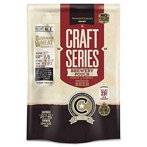 t Series Brewery Pouch - Bavarian Wheat ()