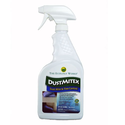DustMite & Flea Control Premix Spray from The Ecology Works