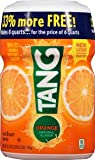 Tang Orange Flavored Drink Mix Powder, With Vitamin C, 26.2 Ounces