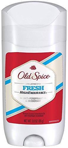 Old Spice High Endurance Anti-Perspirant & Deodorant, Fresh, 3 - Endurance Anti High Deodorant Perspirant
