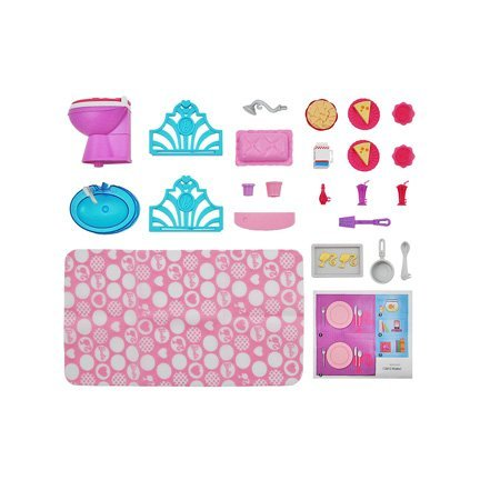 Barbie 2 Story Beach House - Replacement Parts ()