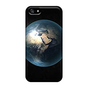 Fashion Cases For Iphone 5/5s- Earth Space Defender Cases Covers