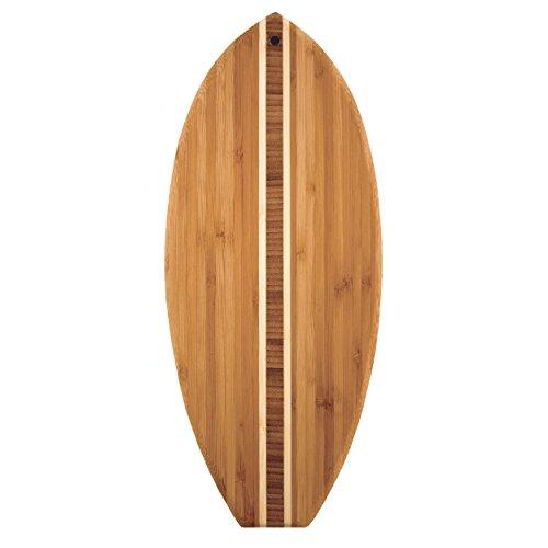 Tropical Lil' Surfer Board Cutting Board