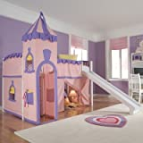 NE Kids School House Princess Loft Bed