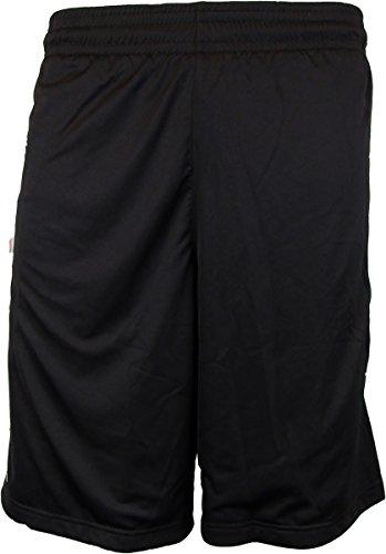 adidas -  Pantaloncini  - Uomo nero nero/bianco M