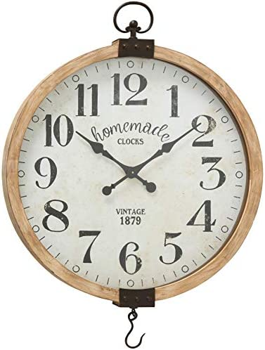 Iconic Farmers Wall Clock