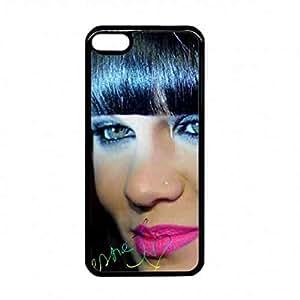 Jessie J Skin funda Cover For iPod Touch 6 funda UK Singer Star Logo funda