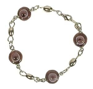 Evil Eye Bracelet - Purple