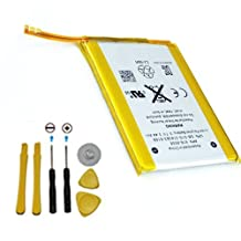 YAGadget iPod Touch 4th Generation 750mAH Battery Replacement + 7 Piece Tool Kit