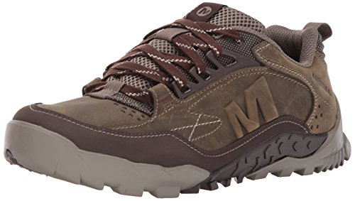 Merrell Men's Annex Trak Low Rise Hiking Boots Brown (Cloudy Cloudy) epwTAqF
