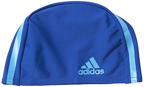 adidas Kinder Badekappe Infinitex, Collegiate Royal/Solar Blue, One Size, M66934