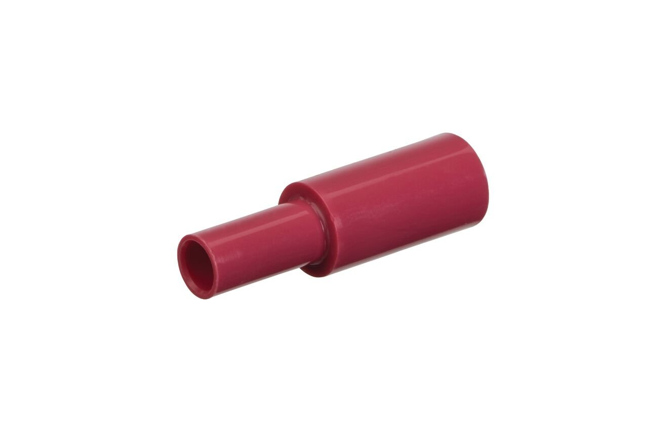 1.154 Length Nylon Insulated Female Plug Disconnect 22-18 Wire Size