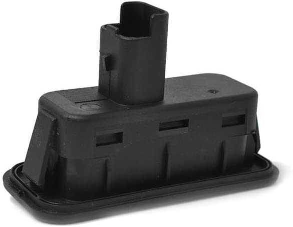 tidystore Car Boot Tailgate Release Plastic Switch For Renault Clio Megane Captur Kangoo(Black )