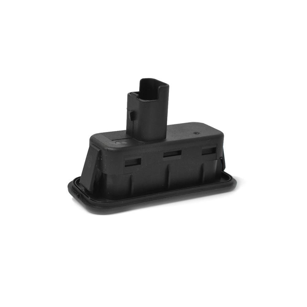 COMMUTATORE AVVIAMENTO di bagagliaio 8200076256/per Renault bagagliaio pulsante interruttore Boot Switch Button Nero
