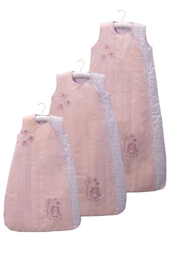Baby Summer Sleep Sack Wearable Blanket approx. 0.5 Tog - Dolly - 12-36 months/LARGE
