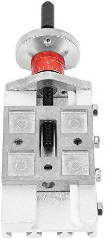 旋盤軸Y / Z機械旋盤部品工具鉄用32mmメタルクロススライドブロックZ008M