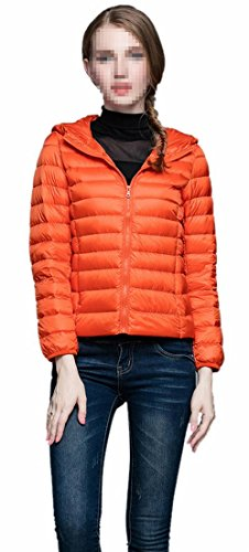 Generic Women's Light Packable Packable Puffer Down Coat 2
