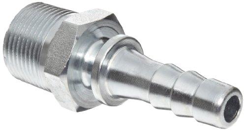Dixon Boss MS8X12 Steel Hose Fitting, Stem, 3/4