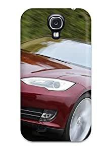 S4 Awesome Case Cover Compatible With Galaxy S4 Tesla Model S 15