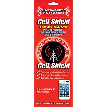 Amazon Com Cell Shield Cell Phone Radiation Protection