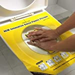 PONGTU Toilet Unclogger – Toilet Sticker Plunger – Hygienic Disposable WC