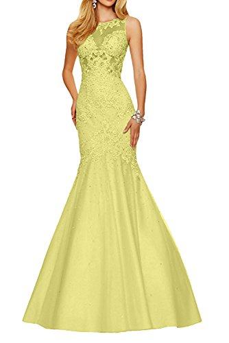 Kleid lang unten durchsichtig