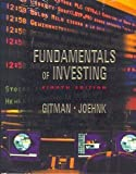 Fundamentals of Investing with Internet Guide for Finance, Gitman, Lawrence J. and Joehnk, Michael D., 0201764865