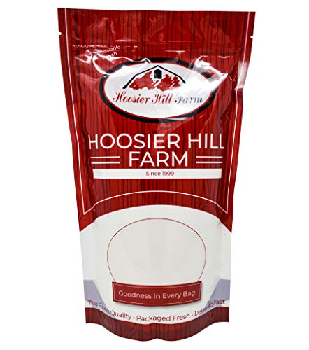 Hoosier Hill Farm ALLULOSE Low Calorie, Zero Net Carb Keto Sugar, Natural Sugar Alternative, Made in the USA, Granular Powder, 2 lb bag, batch tested gluten free (Best Cookies And Cream Ice Cream Recipe)