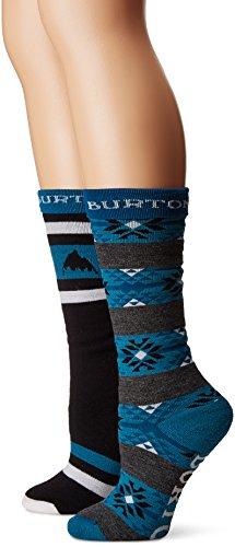 Burton Women's Weekend Sock 2 Pack