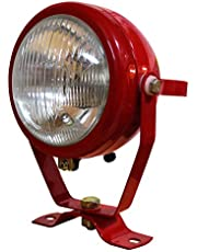 Rode Plough Lamp Montage met 12 v Lampen Geschikt voor Massey Ferguson Tractor 135 240 265 285 375