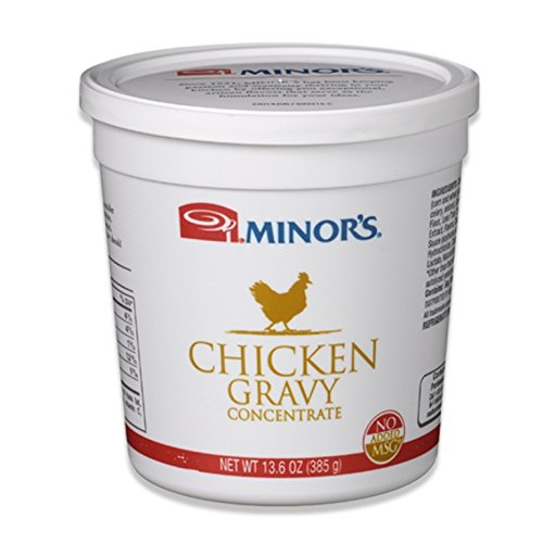 Minor's Gravy Concentrate, Chicken, 13.6 Ounce