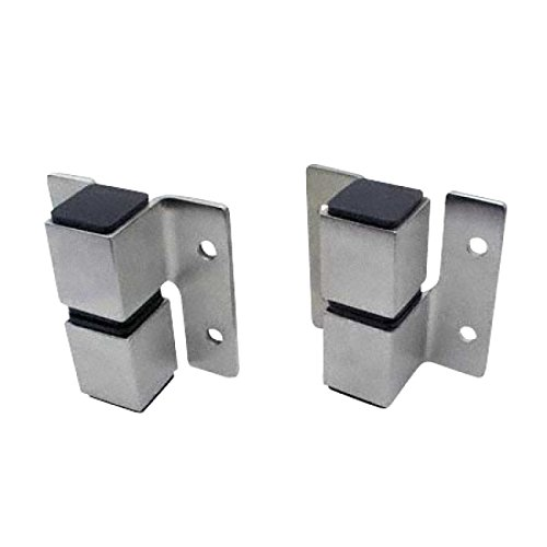 TPH Supply, Cast Stainless Steel, Surface Mounted Hinges, 4742 by TPH Supply